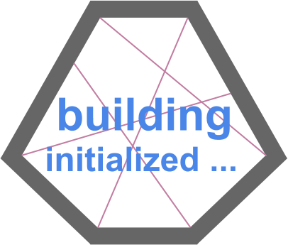 building initialized ...